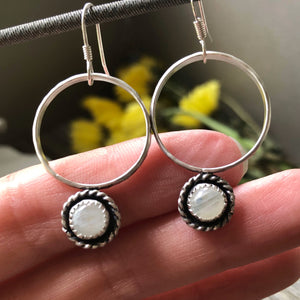 Secret Selene Earrings