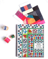 WHOLESALE - Patchwork Planner 2020