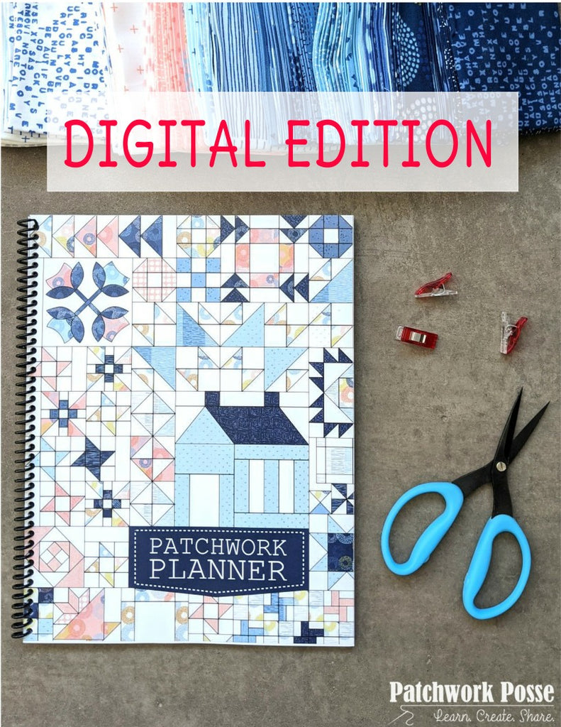 The Patchwork Planner / Bundle