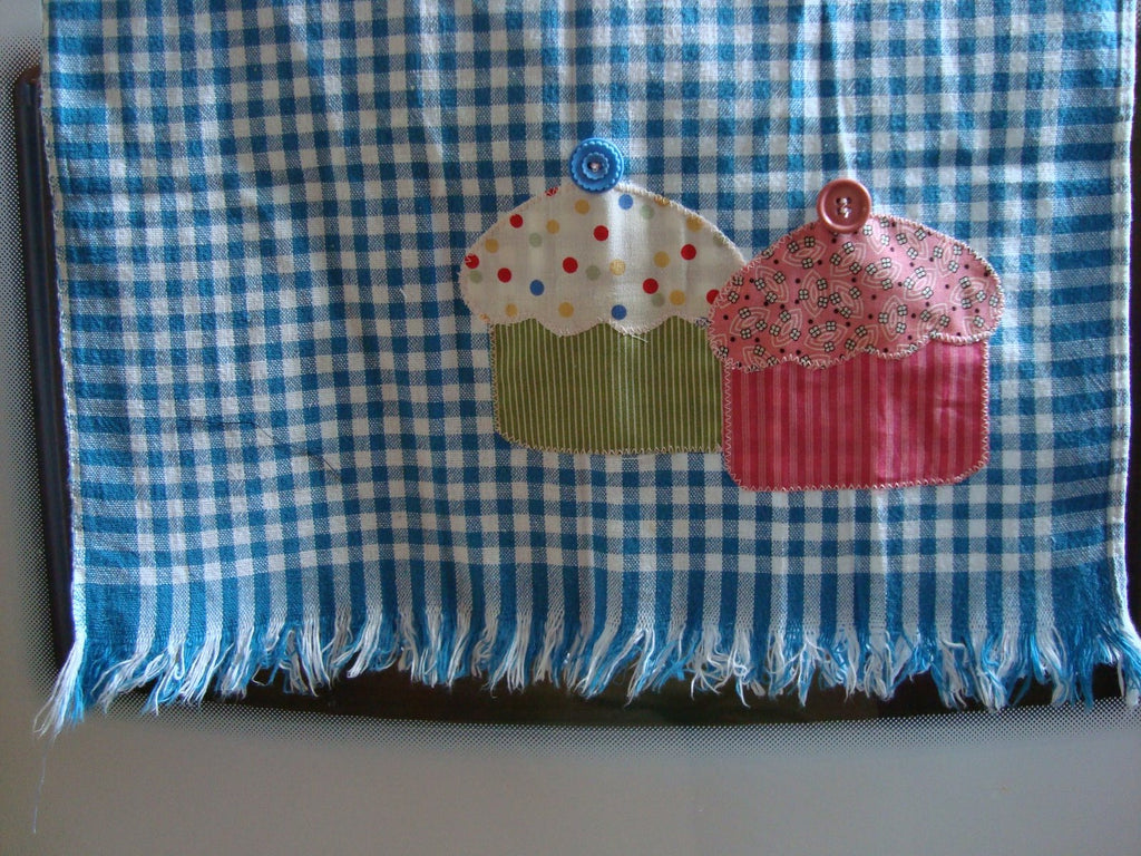 Cupcake Hotpad Kitchen Set