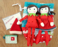 Elf Doll Pattern & Accessories