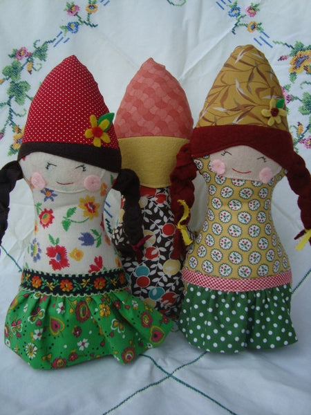 Woodland Gnome Doll