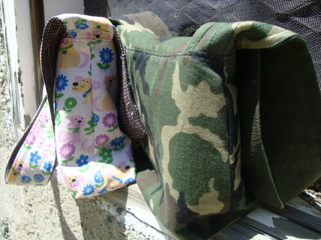 Kids Messenger Bag
