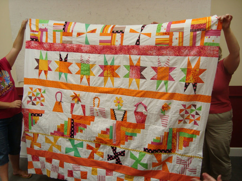 The Cranky Quilt Pattern