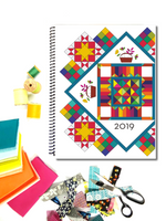 The Patchwork Planner 2019