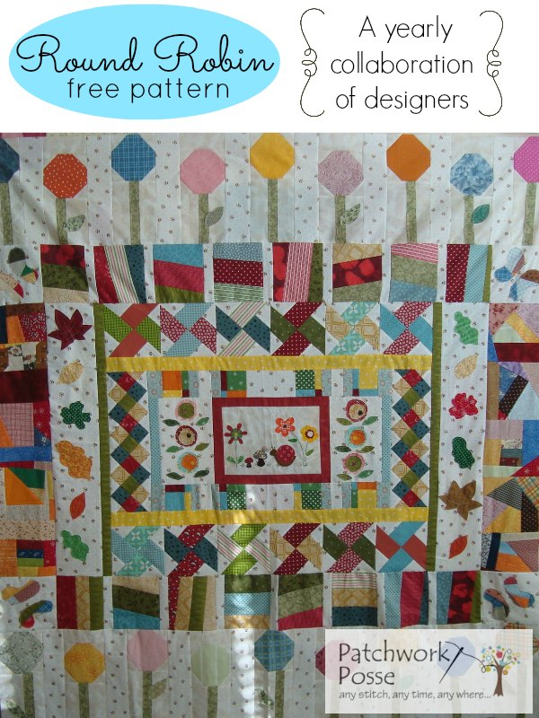 Quilt Along Patterns - 9 pattern bundle