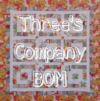 2018 BOM Three's Company Block 1