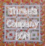 2018 BOM Three's Company Block 3