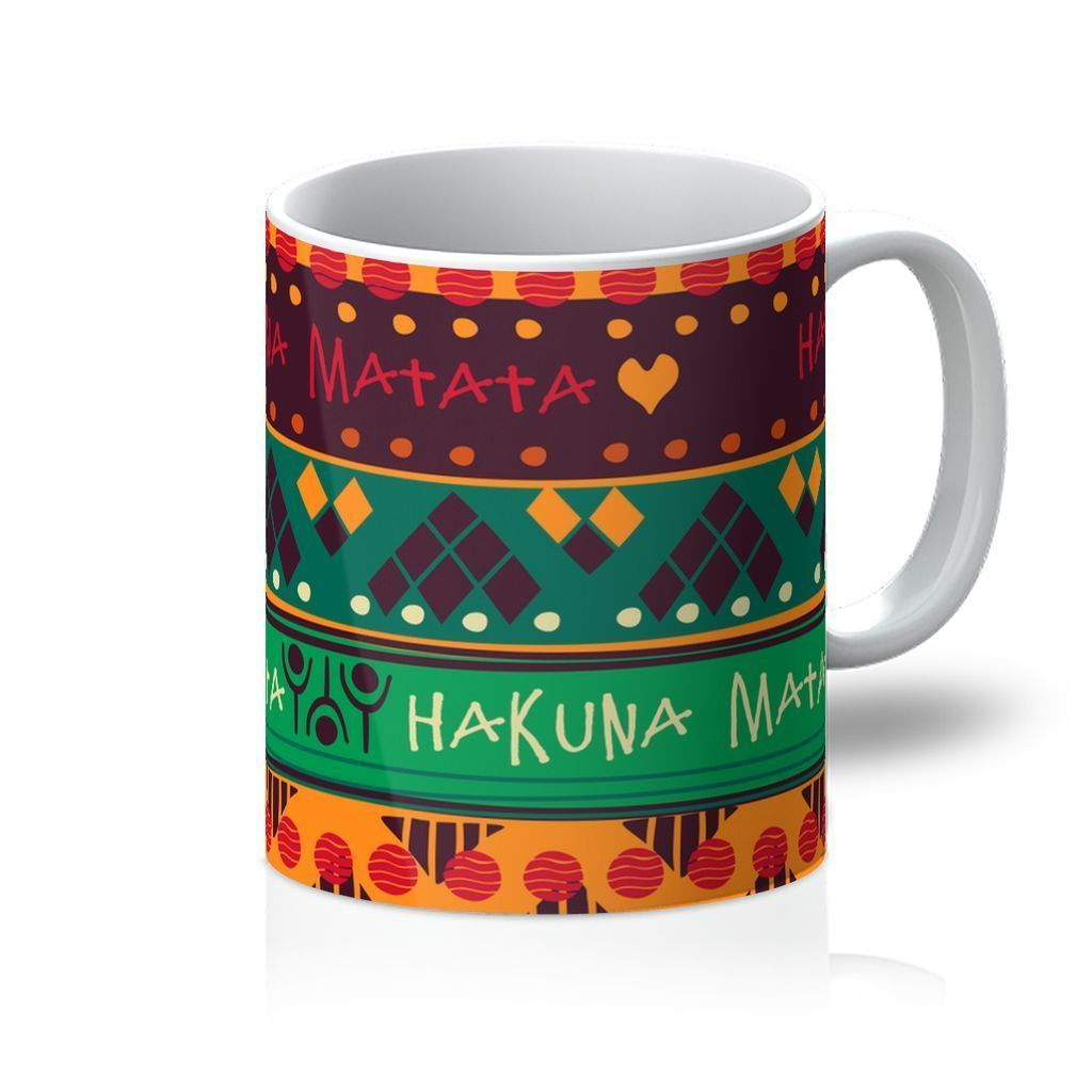 Hakuna Matata Coffee Mug Homeware 11oz