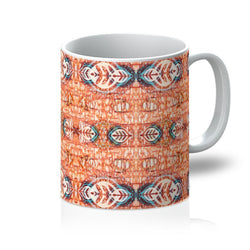 Orange Blossom Coffee Mug Homeware 11oz