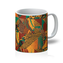Safari Coffee Mug Homeware 11oz