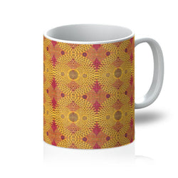 Sunburst Coffee Mug Homeware 11oz