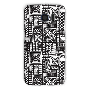 Luxury B&W- Flower Phone Case Phone & Tablet Cases Galaxy S6 / Snap / Gloss