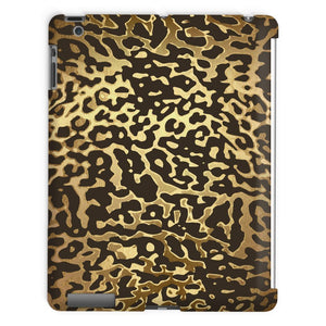 Luxury Gold- Leopard Tablet Case Phone & Tablet Cases iPad 2,3,4