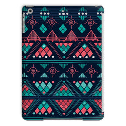Pink & Blue Mosaic Tablet Case Phone & Tablet Cases iPad Air