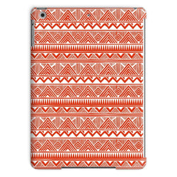 Red Tribal Tablet Case Phone & Tablet Cases iPad Air