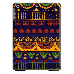 Blue & Yellow Tribal Tablet Case Phone & Tablet Cases iPad Air