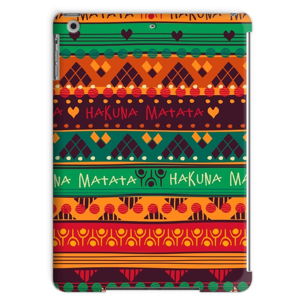 Hakuna Matata Tablet Case Phone & Tablet Cases iPad Air