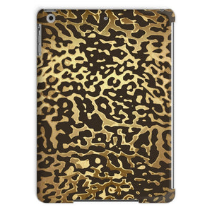 Luxury Gold- Leopard Tablet Case Phone & Tablet Cases iPad Air