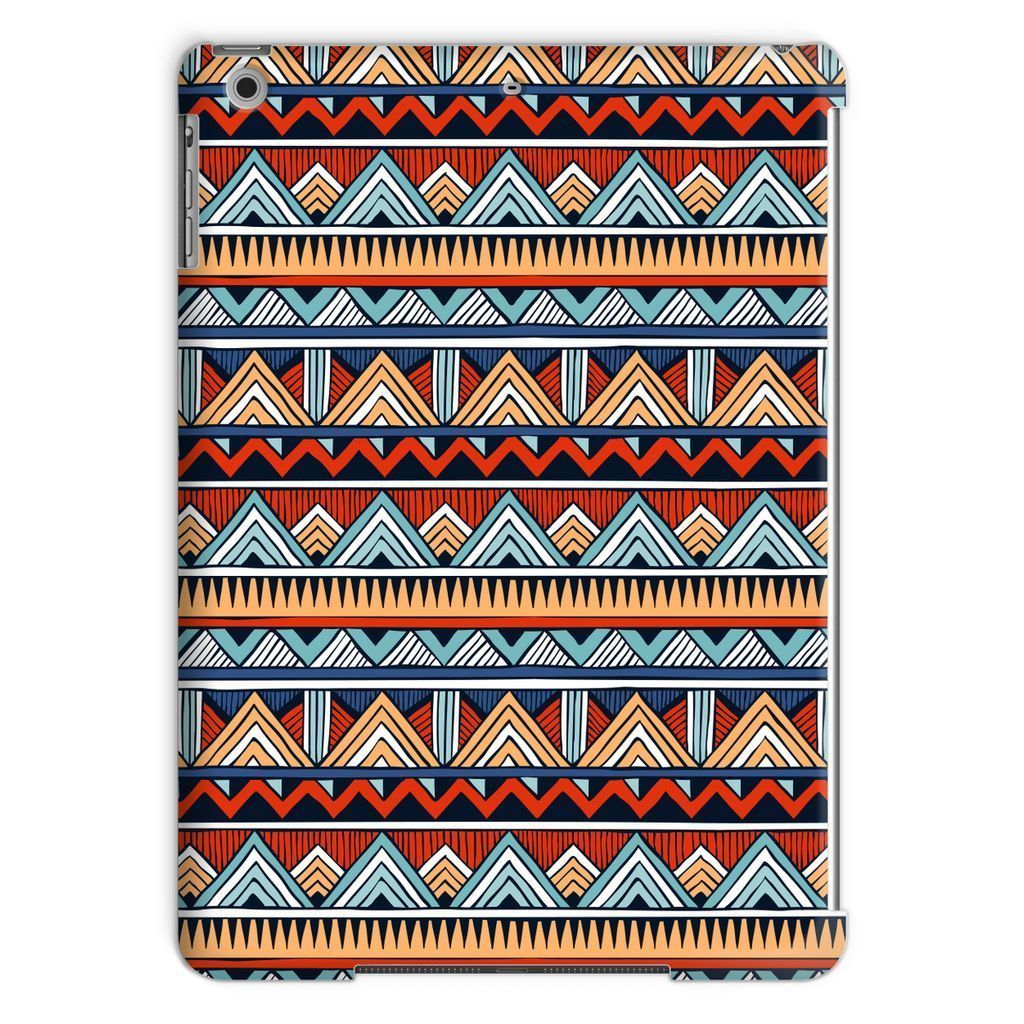 Red & Blue Tribal Tablet Case Phone & Tablet Cases iPad Air