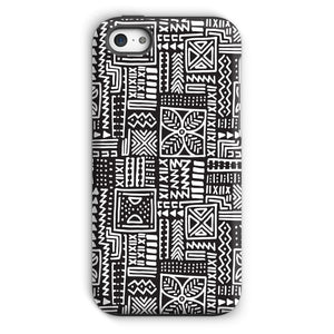 Luxury B&W- Flower Phone Case Phone & Tablet Cases iPhone 5c / Tough / Gloss