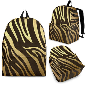 Luxury Gold- Tiger Backpack