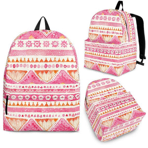 Luxury Pink- Sunset Backpack