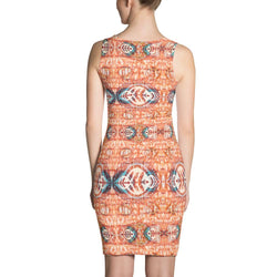 Orange Blossom Dress XS