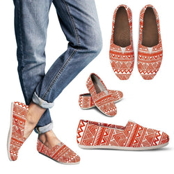 Red Tribal Women's Casual
