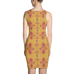 Sunburst Dress XS