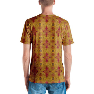 Sunburst Men's V-Neck