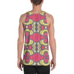 Traditional Pink Men's Tank XS