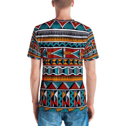 Triangle Tribal Men's Crew Neck XS