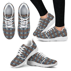 Blue Prism Women's Sneakers Women's Athletic Sneakers - White - W / US5 (EU35)