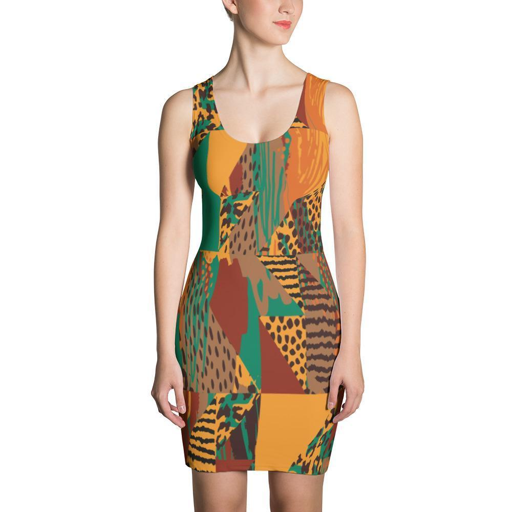 Safari Dress XS
