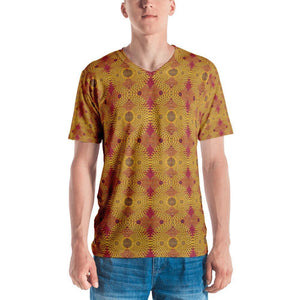 Sunburst Men's V-Neck XS