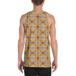 Yellow Diamond Men's Tank XS