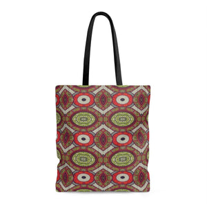 Modern Red Tote Bags Large