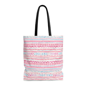 Luxury Pink- Cotton Candy Tote Bags