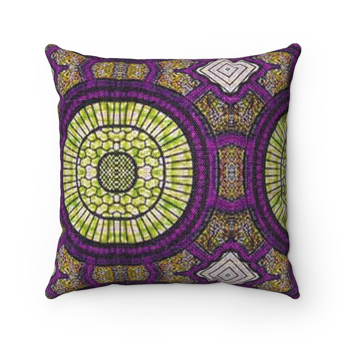 Modern Purple Pillow Home Decor 14x14