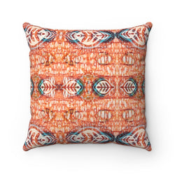 Orange Blossom Pillow Home Decor 14x14