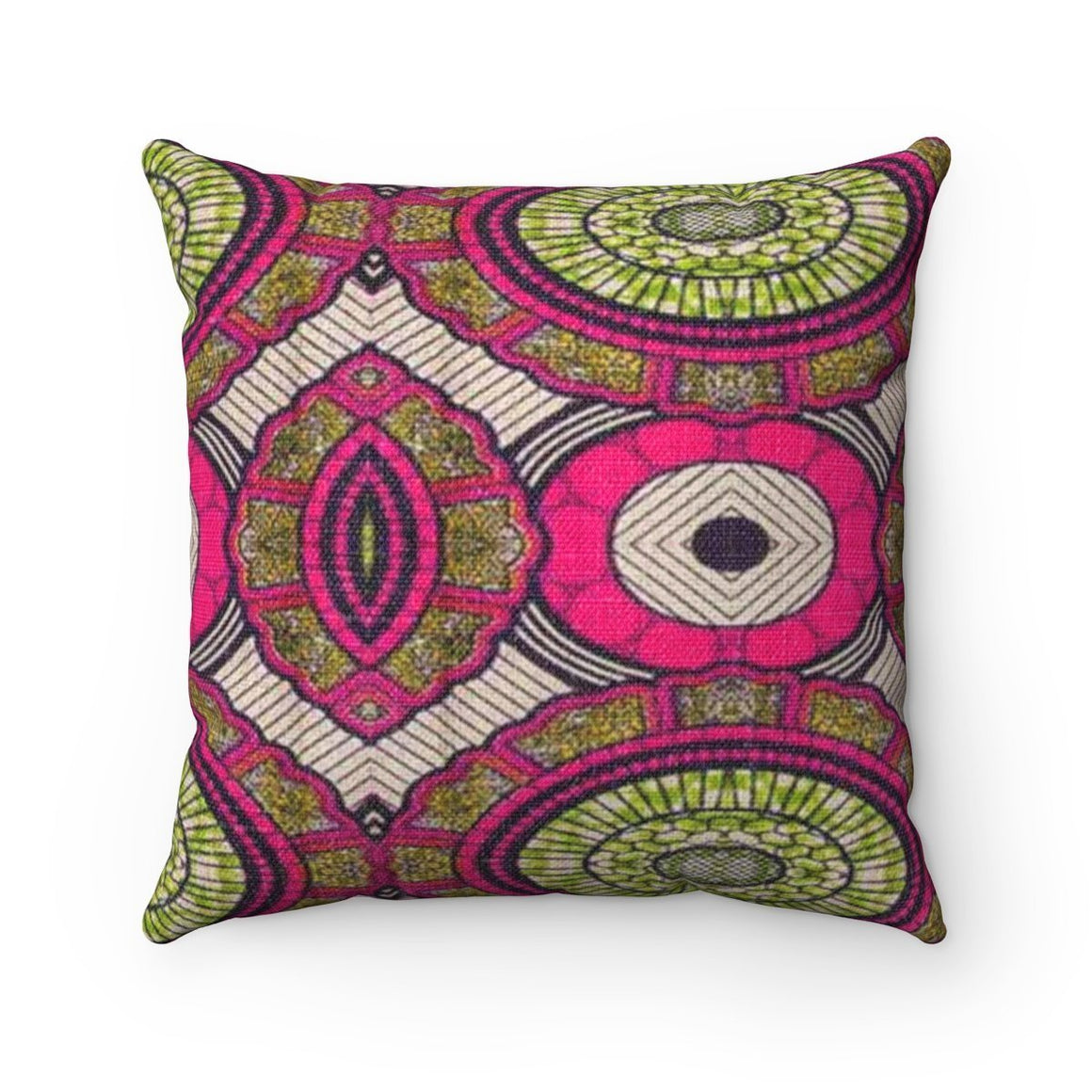 Pink Modern Pillow Home Decor 14x14