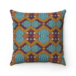 Purple Diamond Pillow Home Decor 14x14