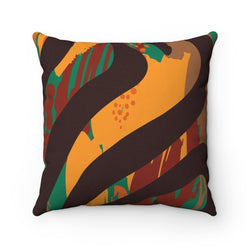 Safari Stripe Pillow Home Decor 14x14