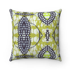 Traditional Lime Green Pillow Home Decor 14x14