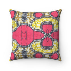 Traditional Pink Pillow Home Decor 14x14