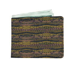Crocodile Green Men's Wallet Mens Wallet