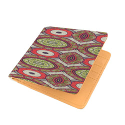 Modern Red Men's Wallet Mens Wallet