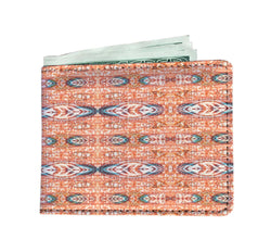 Orange Blossom Men's Wallet Mens Wallet