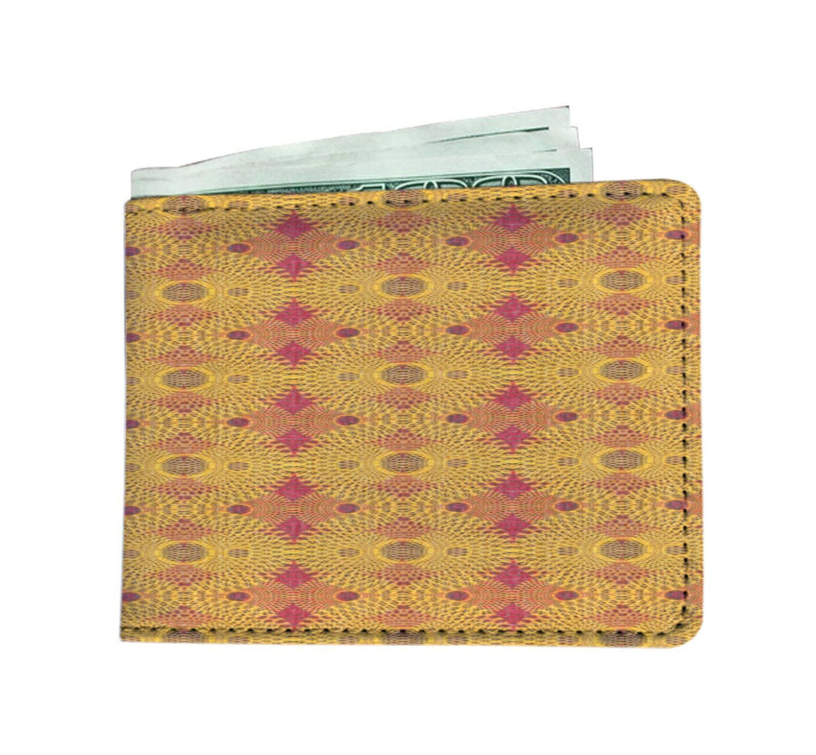 Sunburst Men's Wallet Mens Wallet